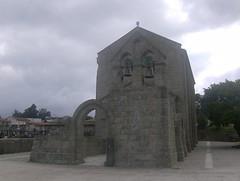 igreja do Mosteiro de São Pedro de Ferreira em Ferreira, Paços de Ferreira