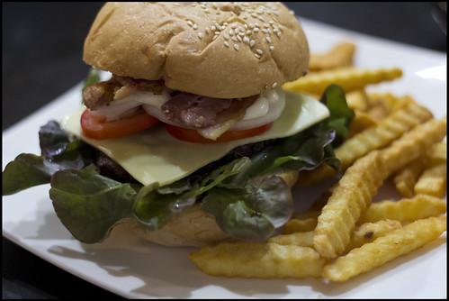 Rider Cafe, Phuket Town - Burger