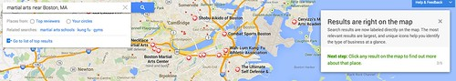 martial arts near Boston, MA - Google Maps