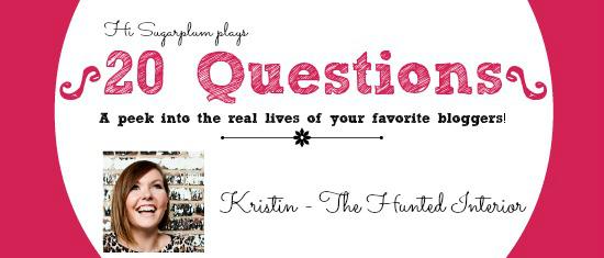 20 questions kristin