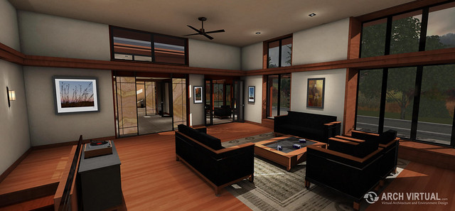 Revit Unity3D Real-time architectural visualization
