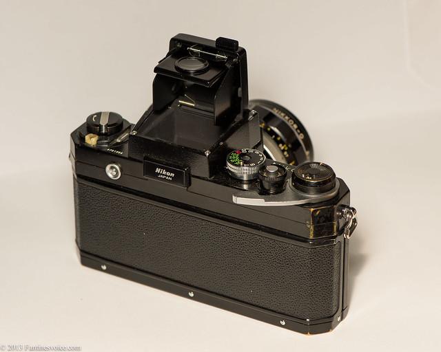 Nikon F Waistlevel Finder 07.011.13-2