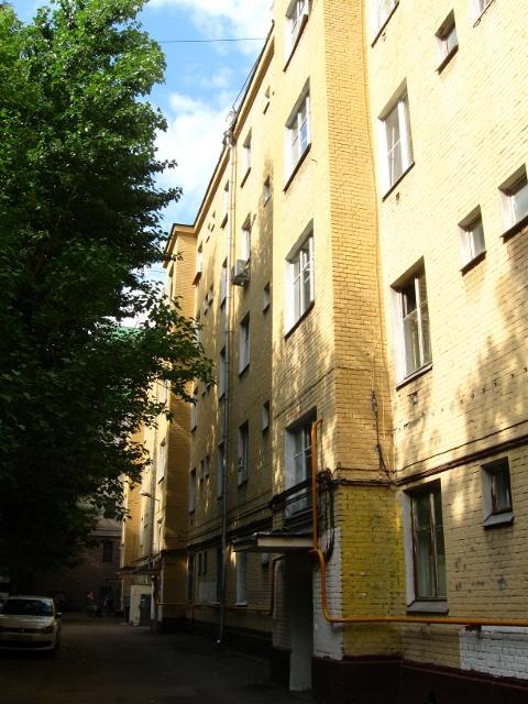 Жилые дома кооператива 1-е Замоскворечье 01