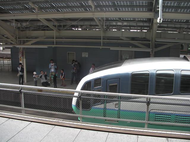 Bullet train, Tokyo