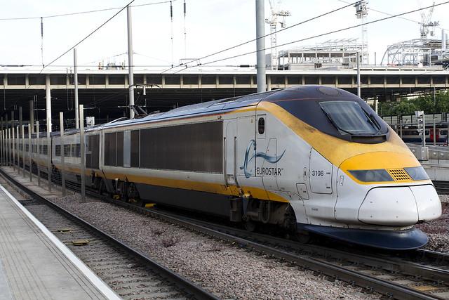 Eurostar Class373