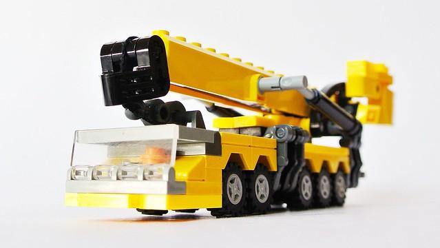 Microscale Crane Liebherr