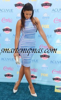 Jordin Sparks , Miguel , Dwight Howard , Big sean and more at the teen choice awards