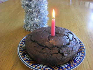 Website Happy First Birthday Chocolate Cake Surprise Delight
