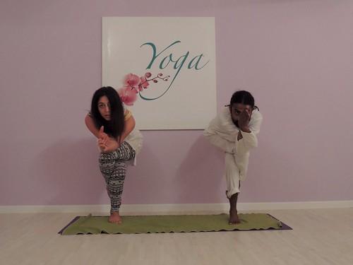 Yoga two;-)