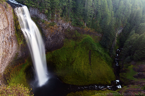oregon waterfall willamettenationalforest saltcreekfalls august2013