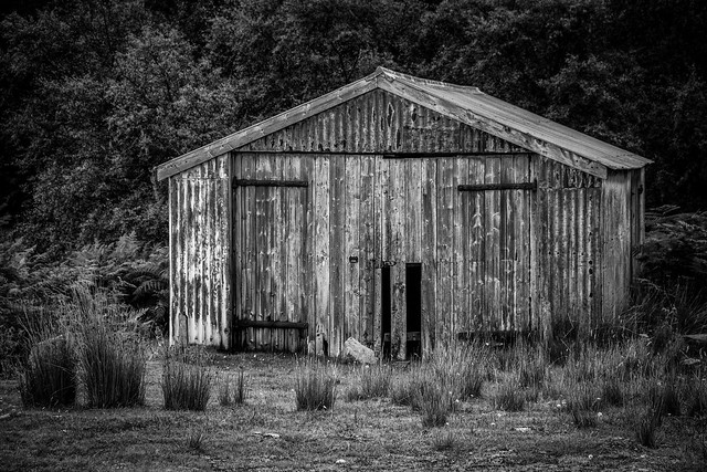 The Old Shed - Scotland