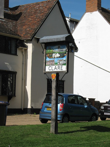 Clare sign