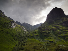 Glen Etive: A seam of silver