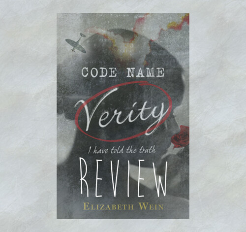 Code Name Verity header