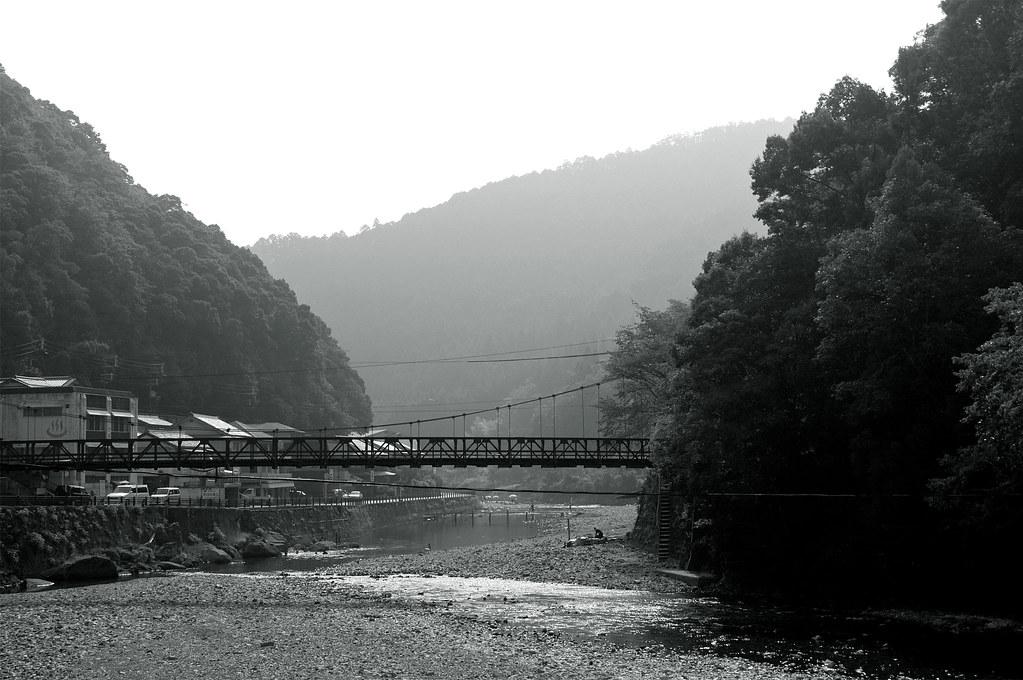 吊り橋|奥熊野