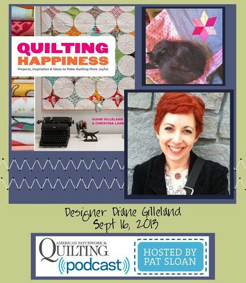New Free Quilting Happiness Goodies