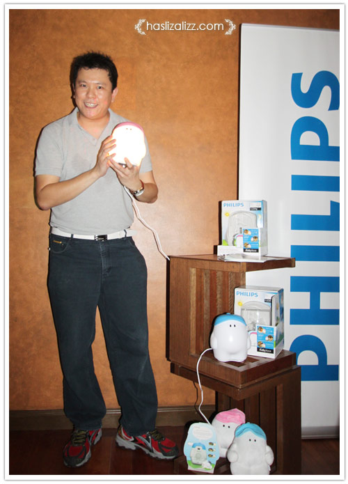9715646229 08ac1048f4 o  Philips myBuddy bersama blogger