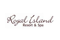 访问皇家岛度假酒店专属页面