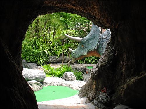 Dino Park Mini Golf