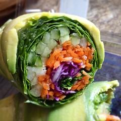 vegetable, sandwich wrap, leaf vegetable, food, dish, cuisine,