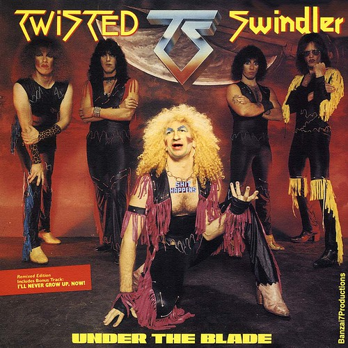 TWISTED SWINDLER by WilliamBanzai7/Colonel Flick