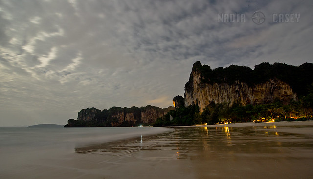 Railay Clouds