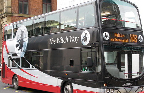 The Witch Way Bus