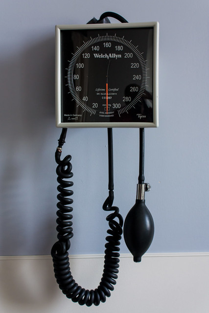 welch allyn manual blood pressure