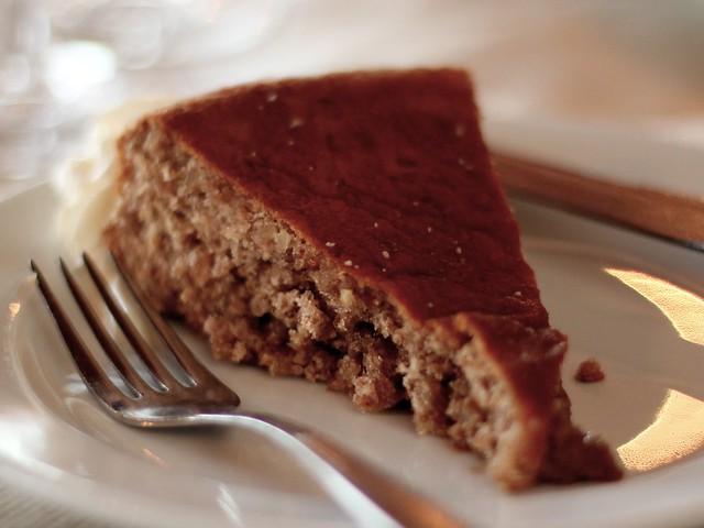 Torta Uva e Noci da preparare col Bimby