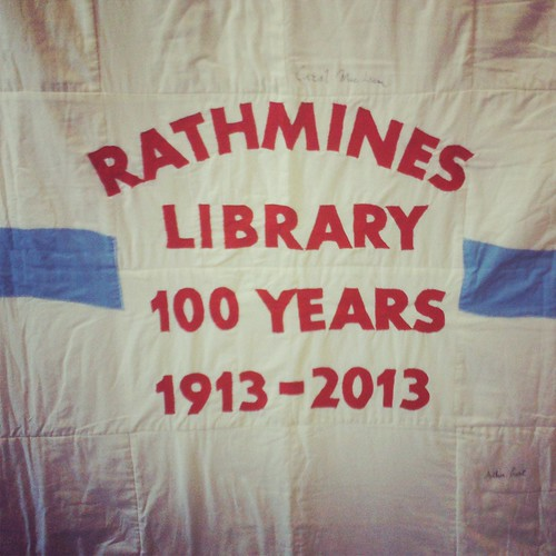 Rathmines Library, 1913-2013 centenary, Dublin