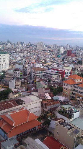Saigon sprawl