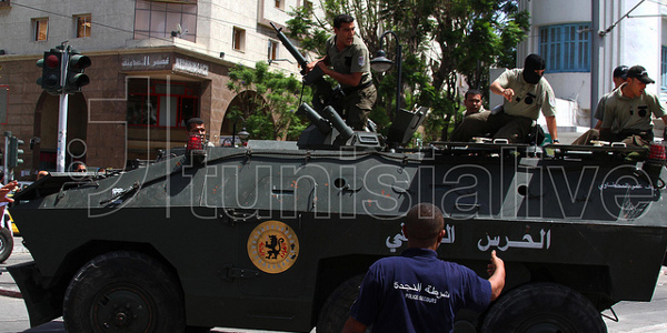 'Terrorist Elements' Arrested in Sidi Bouzid, Says Government