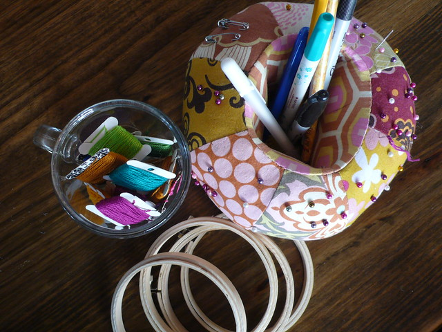 Sewing class: supplies