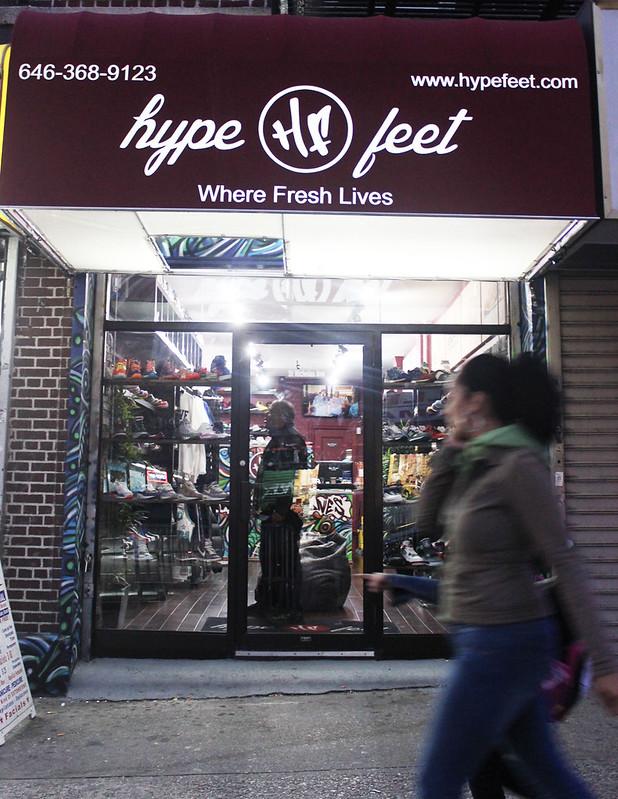 Hype Feet