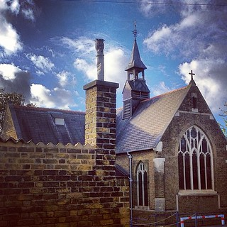 Victorian Chapel at Springfield Hospital...