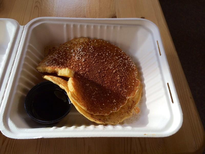 Pancakes! :)