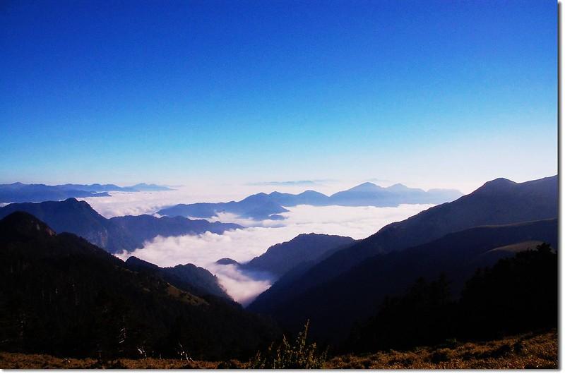 雲海(From 奇峻山頂南朓)