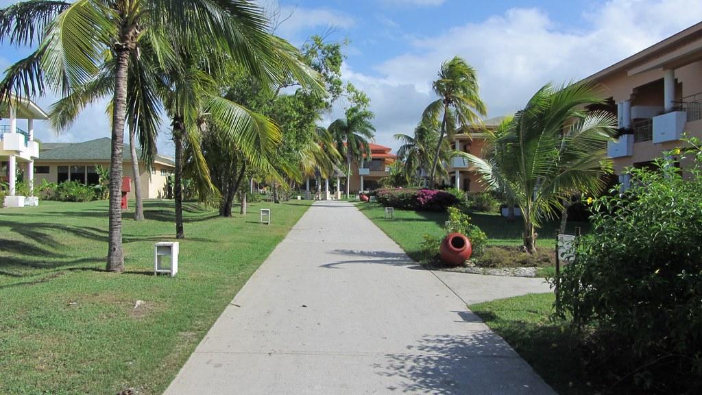 Cuba. Hotel Playa Costa Verde.