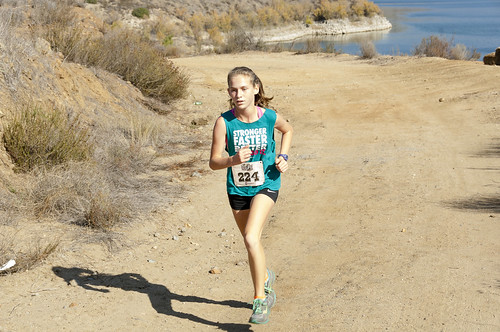 Running stronger, faster, better along Vail Lake at Old West Race in Temecula, by Crispin Courtenay, via Flickr