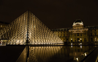 ルーブル美術館 Paris 01 近く の画像. paris night louvre palace palais nuit lelouvre