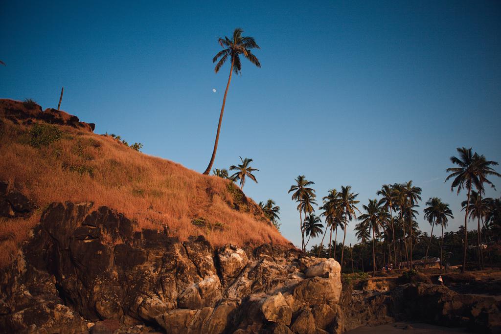 Goa, travel, фотографии Гоа, Пляжи Гоа, закат, море, пляж