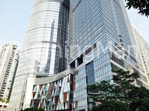 The Westin Hotel 01 - Exterior Facade