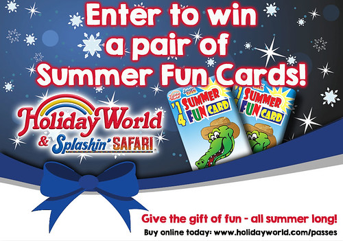 Summer Fun Card Sweepstakes