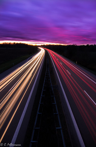 "The German ""Autobahn"""