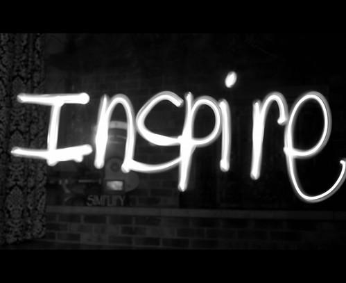 Inspire me, please!
