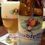 ベルギービール大好き!! ラ・カラコル・トゥルーブレット La Caracole Troublette
