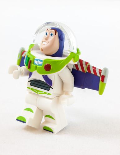 Toys figurines, Lego Buzz Lightyear