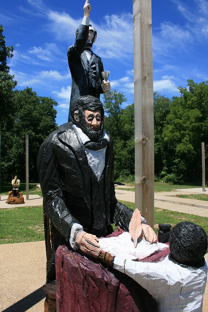 World's Tallest Abraham Lincoln Statue