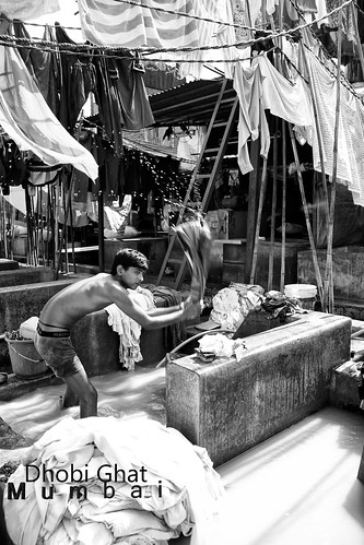 Dhobi Washerman by saish746