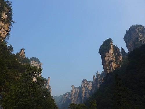 4 -  Zhangjiajie Wulingyuan Core Scenic Area 张家界 武陵源 核心景區- P1020964
